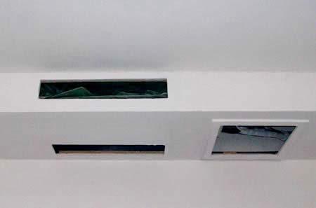 主卧室空调安装效果