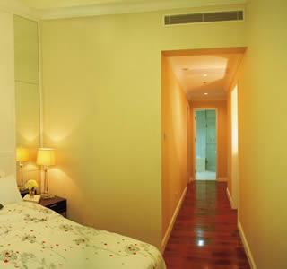 風管式室內機安裝效果圖